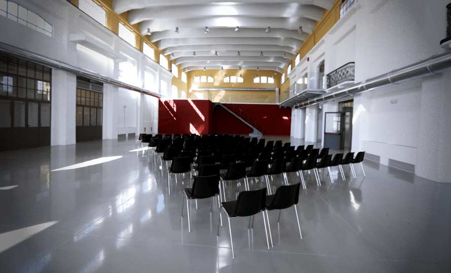 La Scuola di Teatro Iolanda Gazzerro ha una nuova casa all'ex Centrale AEM