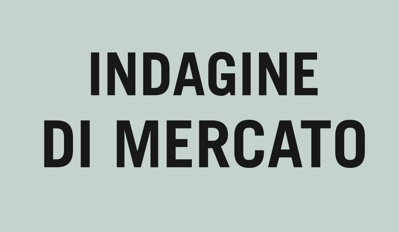 Indagine di Mercato finalizzata alla selezione di operatori economici  per affidamento servizi al Teatro Bonci di Cesena