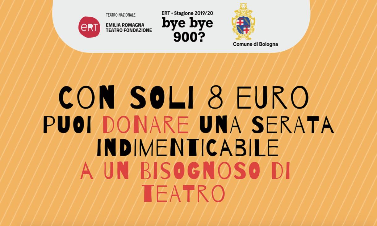 Regala un biglietto sospeso! / Bologna