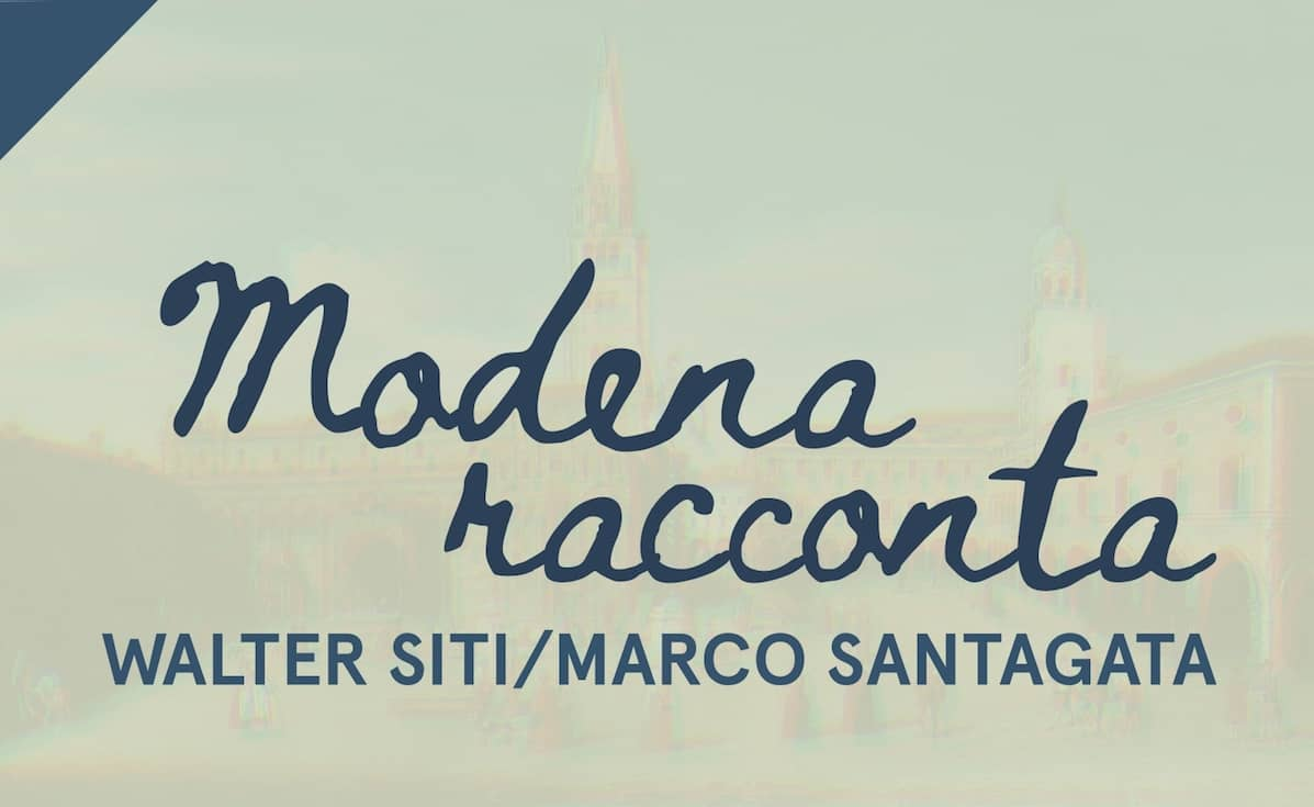 Walter Siti / Marco Santagata
