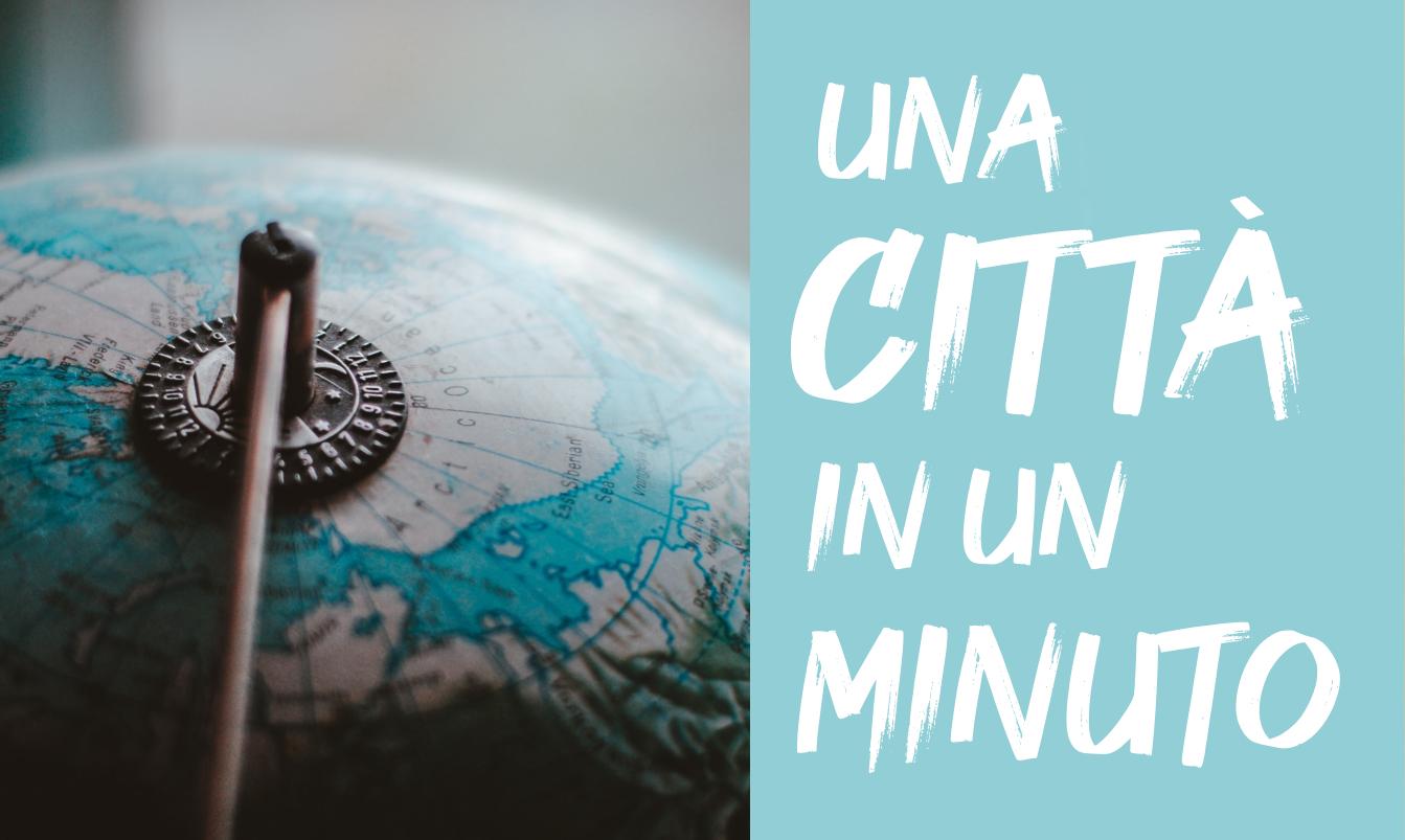 Una città in un minuto // Dire+Fare=Fondare