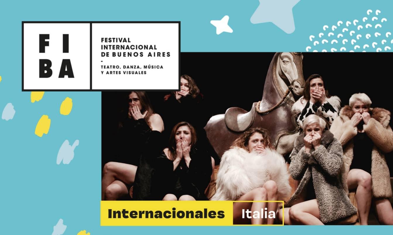 Santa Estasi al FIBA di Buenos Aires // le nostre produzioni in America Latina