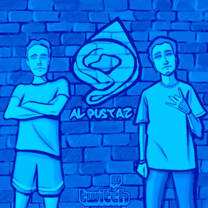 Al Pustaz – canale Twitch